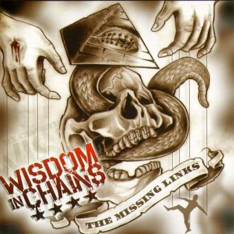 "Wisdom In Chains ""The missing links"" CD"