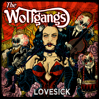 "Wolfgangs, The ""Lovesick"" CD (lim. DigiPac)"