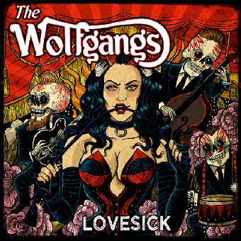 "Wolfgangs, The ""Lovesick"" LP (black)"