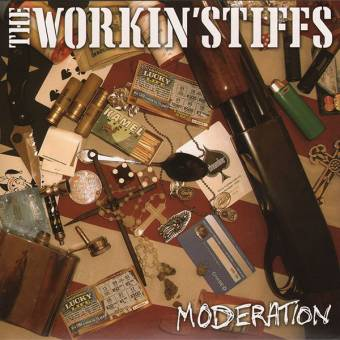 "Workin` Stiffs ""Moderation"" EP 7"" (lim. gold)"