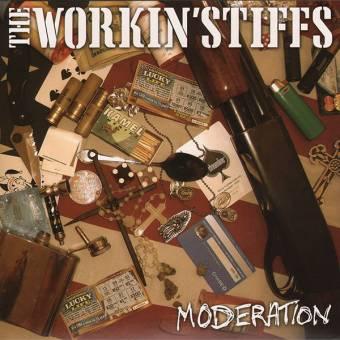 """Workin` Stiffs """"Moderation"""" EP 7"""" (lim. gold)"""