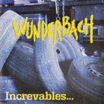 "Wunderbach ""Increvables..."" CD"