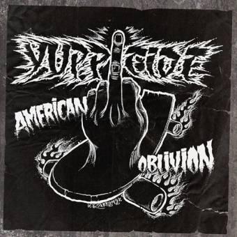 "Yuppicide ""American Oblivion"" 12"" (lim. 100, clear)"