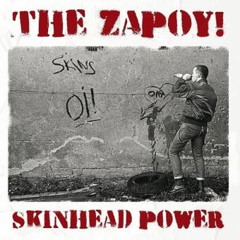 "Zapoy!, The ""Skinhead Power"" LP (lim. 250, red)"