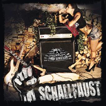 """ZoRn Winkler """"Schallfaust"""" CD"""