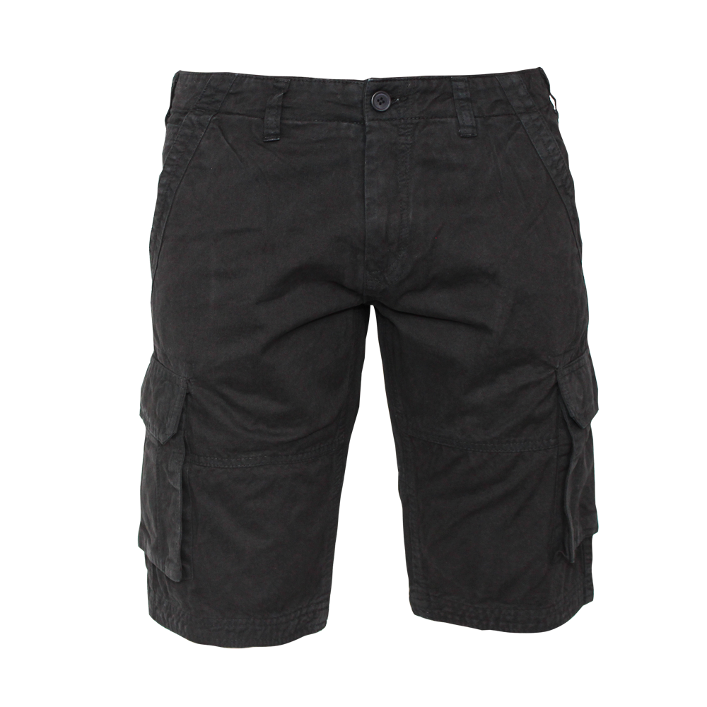 urban classics fitted cargo shorts black order. Black Bedroom Furniture Sets. Home Design Ideas