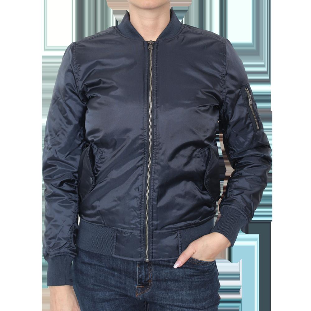 urban classics girly bomber jacket navy order online. Black Bedroom Furniture Sets. Home Design Ideas