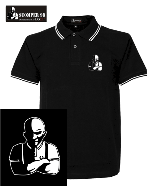 Stomper 98 logo polo shirt order online spirit of for Order polo shirts with logo