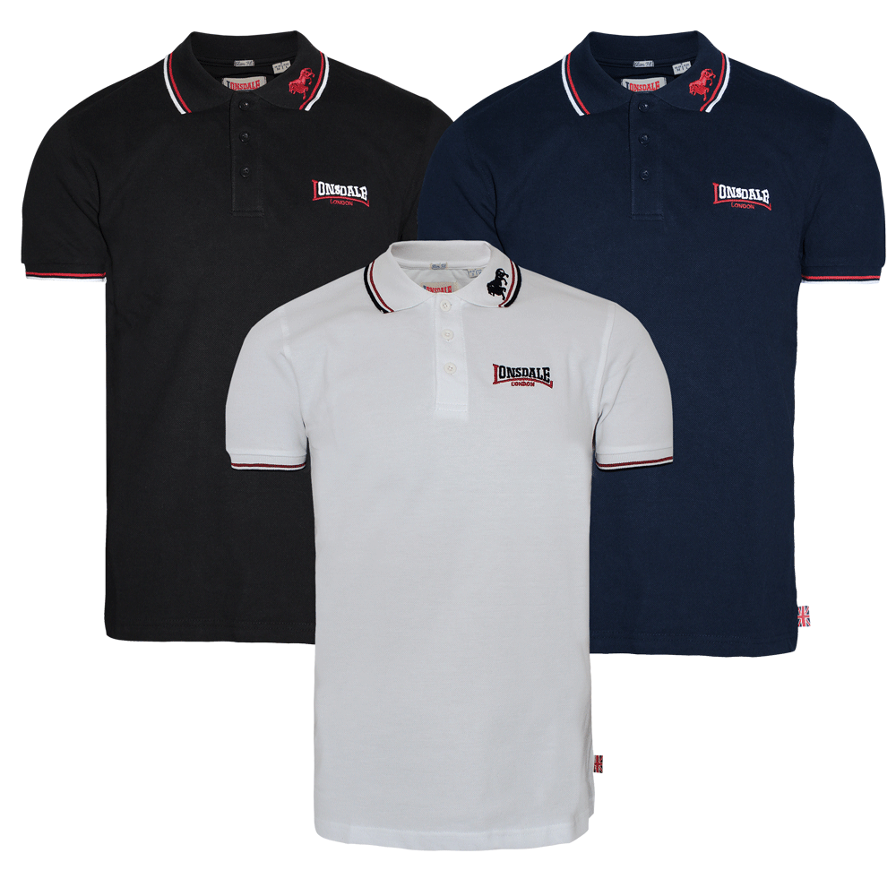 Lonsdale Polo Lion Kaufen Bei Spirit Of The Streets