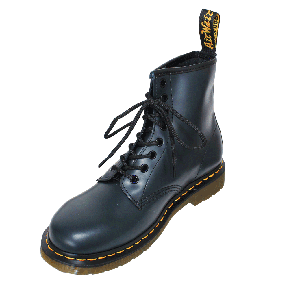 """Dr. Martens """"1460 Smooth"""" Boots (8Loch) (navy)"""