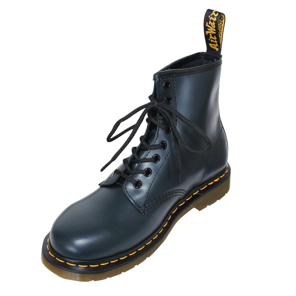dr martens 1460 smooth boots 8loch navy order. Black Bedroom Furniture Sets. Home Design Ideas