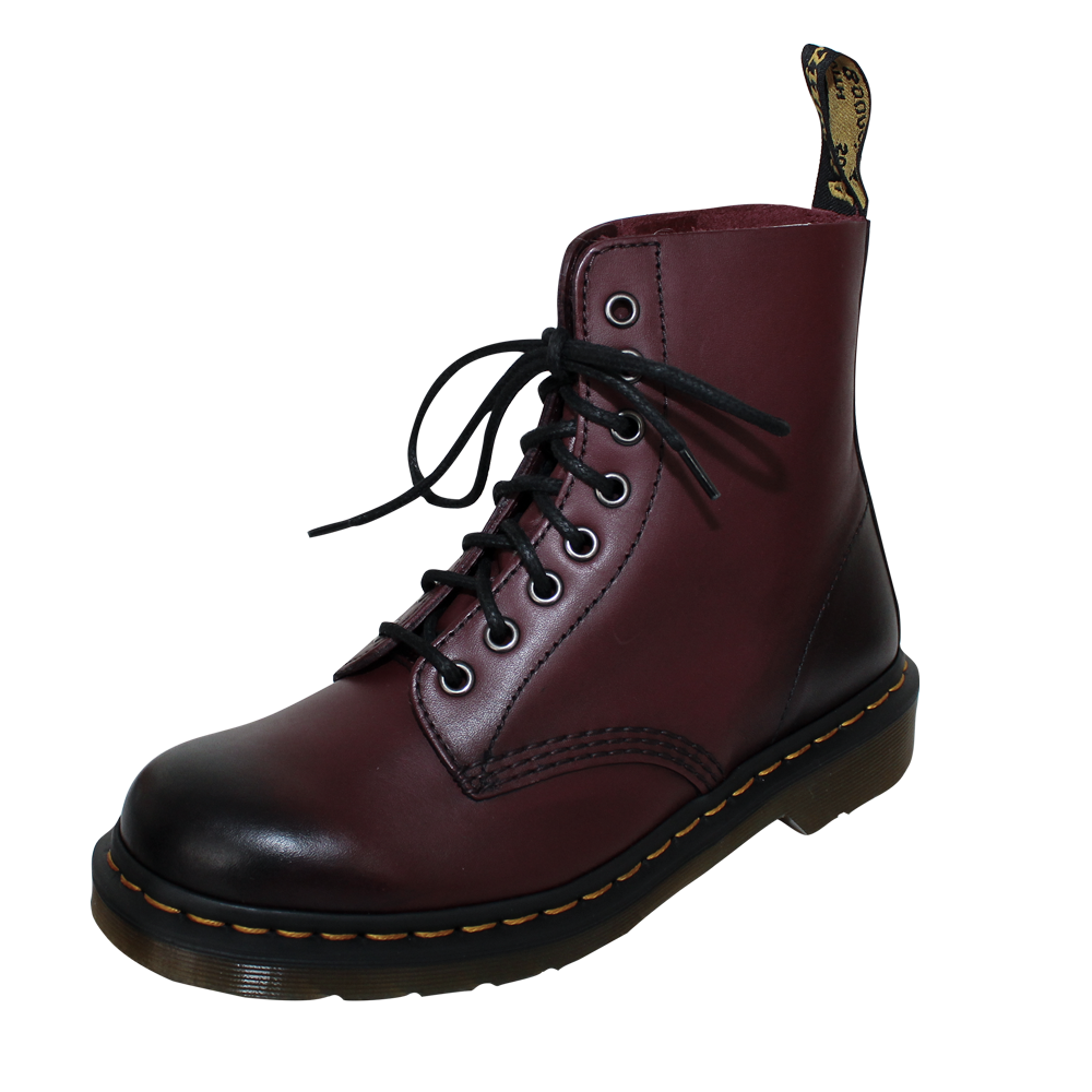 dr martens pascal boot 8 loch cherry red antique. Black Bedroom Furniture Sets. Home Design Ideas