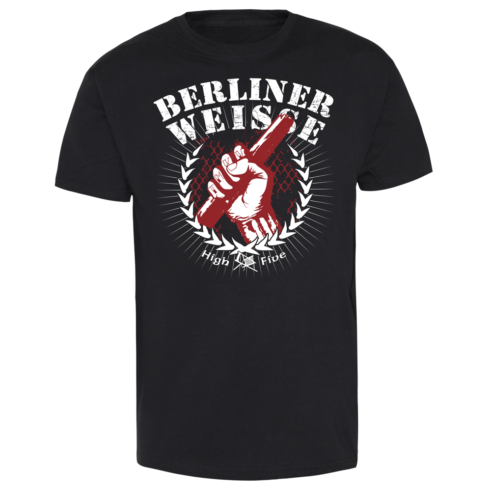berliner weisse broken klappstuhl t shirt. Black Bedroom Furniture Sets. Home Design Ideas