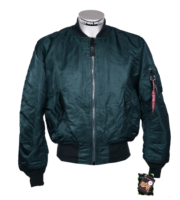 Alpha industries jacke tattoo