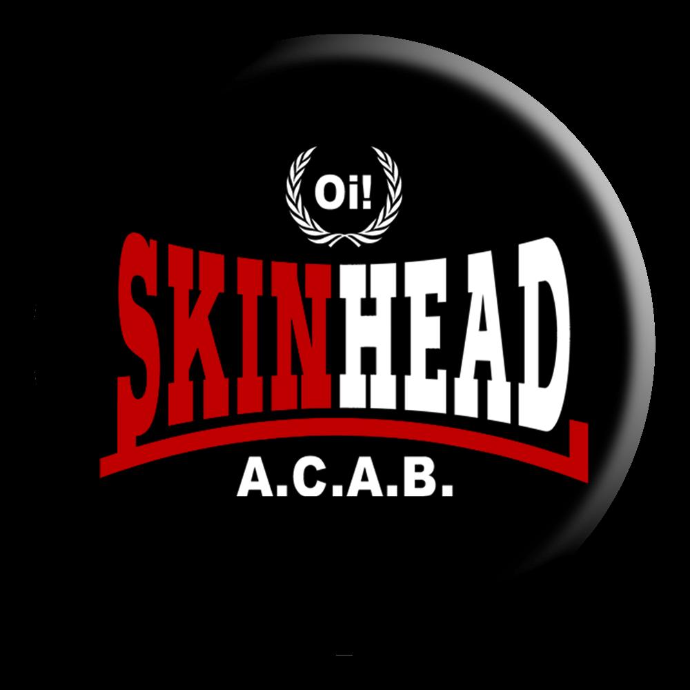 Skinhead Oi! A.C.A.B.